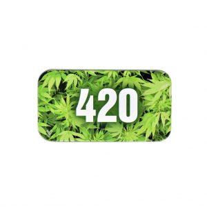 V Syndicate 420 Green Tin