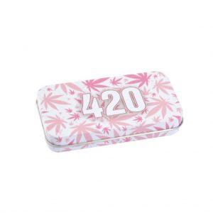V Syndicate 420 Pink Tin