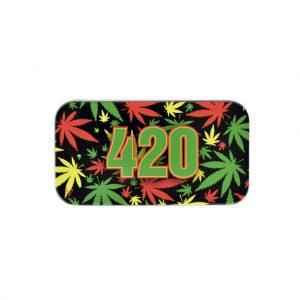 V Syndicate 420 Rasta Tin