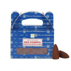 SATYA BACKFLOW INCENSE CONES