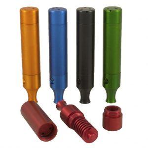 Aluminium bomb pipe