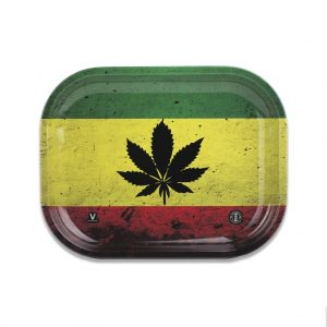 V Syndicate Rasta Leaf Stripe