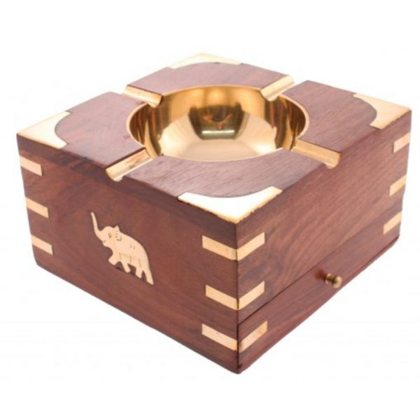 Ashtray with Drawer