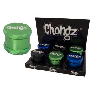 """Chongz """"Strangest Thing"""" Grinder"""