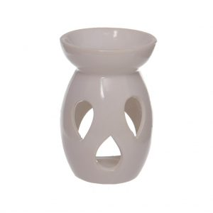 TEARDROP OIL BURNER